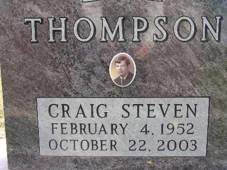 THOMPSON, CRAIG STEVEN - Warren County, Iowa | CRAIG STEVEN THOMPSON
