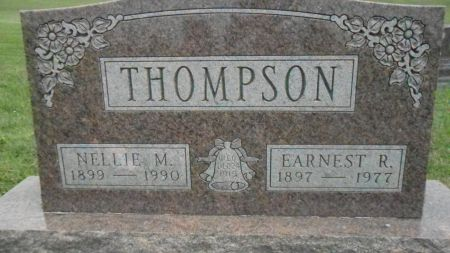 THOMPSON, EARNEST R. - Warren County, Iowa | EARNEST R. THOMPSON