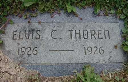 THOREN, ELVIS C. - Warren County, Iowa | ELVIS C. THOREN
