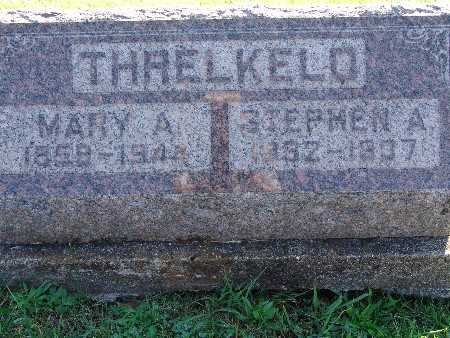 THRELKELD, STEPHEN A - Warren County, Iowa | STEPHEN A THRELKELD