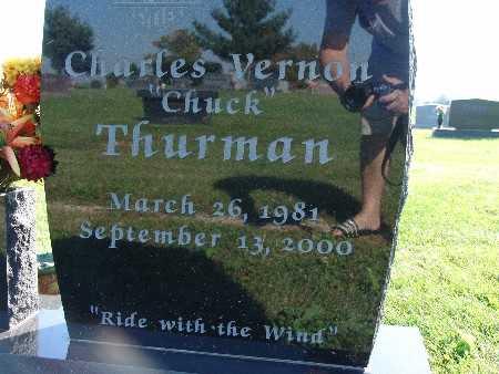 THURMAN, CHARLES VERNON - Warren County, Iowa | CHARLES VERNON THURMAN