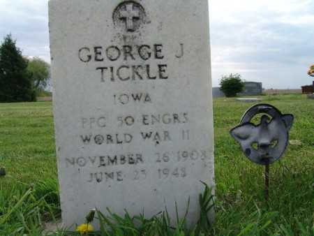 TICKLE, GEORGE J. - Warren County, Iowa | GEORGE J. TICKLE