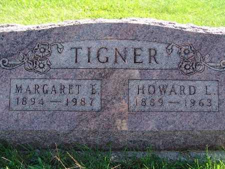 TIGNER, MARGARET E - Warren County, Iowa | MARGARET E TIGNER