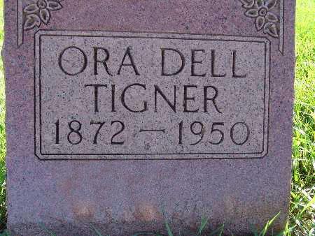TIGNER, ORA DELL - Warren County, Iowa | ORA DELL TIGNER