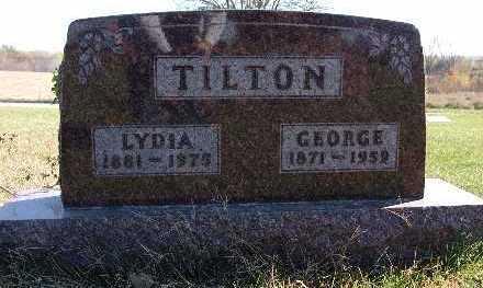 TILTON, GEORGE - Warren County, Iowa | GEORGE TILTON