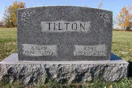 TILTON, RUBY - Warren County, Iowa | RUBY TILTON