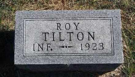 TILTON, ROY - Warren County, Iowa | ROY TILTON