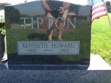 TIPTON, KENNETH HOWARD - Warren County, Iowa | KENNETH HOWARD TIPTON