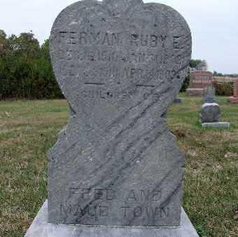TOWN, RUBY E. - Warren County, Iowa | RUBY E. TOWN