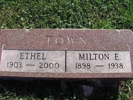 TOWN, ETHEL - Warren County, Iowa | ETHEL TOWN