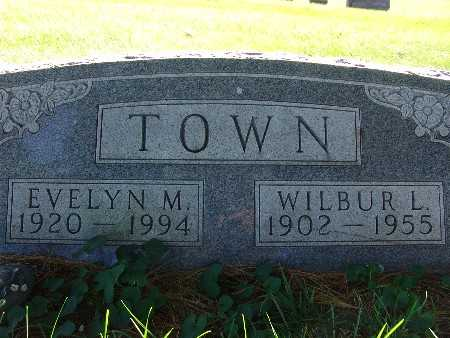 TOWN, EVELYN M. - Warren County, Iowa | EVELYN M. TOWN