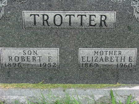 TROTTER, ELIZABETH E - Warren County, Iowa | ELIZABETH E TROTTER