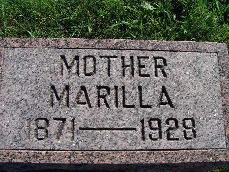 TROTTER, MARILLA - Warren County, Iowa | MARILLA TROTTER