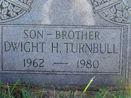 TURNBULL, DWIGHT H. - Warren County, Iowa | DWIGHT H. TURNBULL