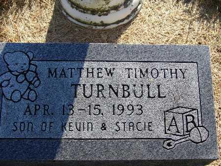 TURNBULL, MATTHEW TIMOTHY - Warren County, Iowa | MATTHEW TIMOTHY TURNBULL