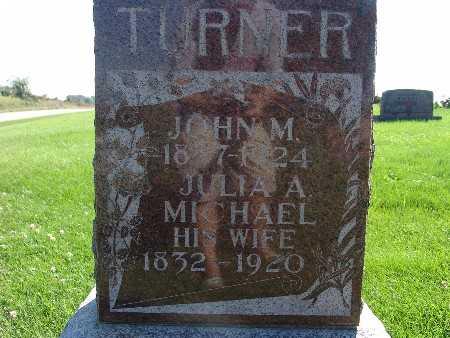 TURNER, JULIA A - Warren County, Iowa | JULIA A TURNER