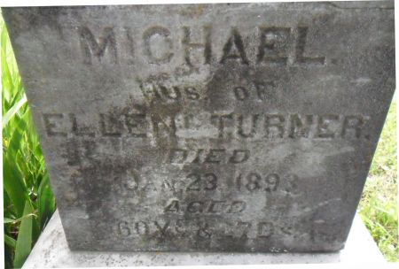 TURNER, MICHAEL - Warren County, Iowa | MICHAEL TURNER