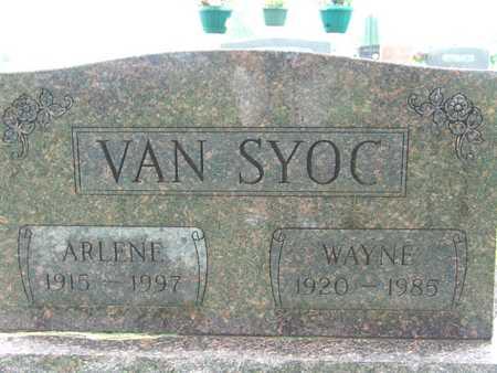 VANSYOC, ARLENE - Warren County, Iowa | ARLENE VANSYOC