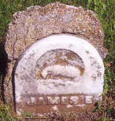 VANCE, JAMES B. - Warren County, Iowa | JAMES B. VANCE