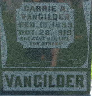 VANGILDER, CARRIE A - Warren County, Iowa | CARRIE A VANGILDER