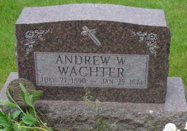 WACHTER, ANDREW W - Warren County, Iowa | ANDREW W WACHTER