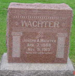 WACHTER, JOSEPH A - Warren County, Iowa | JOSEPH A WACHTER