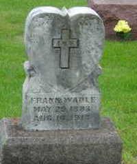 WADLE, FRANK - Warren County, Iowa   FRANK WADLE