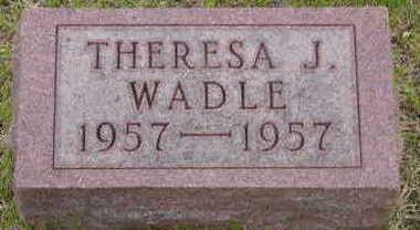 WADLE, THERESA J - Warren County, Iowa | THERESA J WADLE