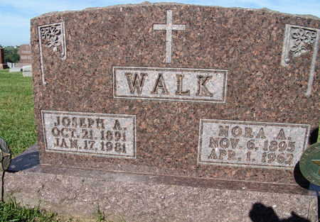 WALK, JOSEPH A. - Warren County, Iowa | JOSEPH A. WALK