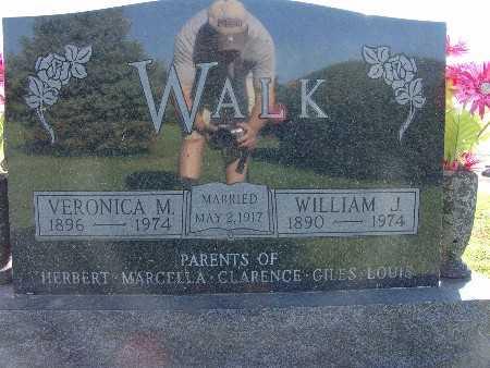 WALK, WILLIAM J. - Warren County, Iowa | WILLIAM J. WALK