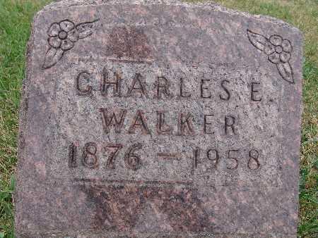 WALKER, CHARLES E. - Warren County, Iowa | CHARLES E. WALKER