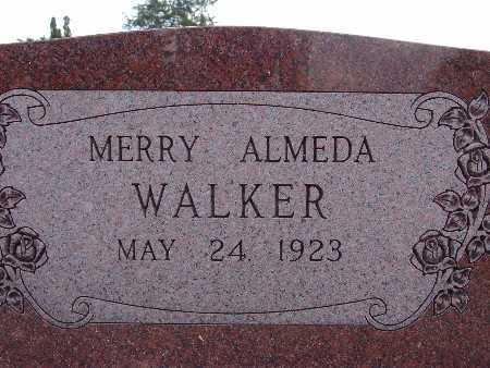 WALKER, MERRY ALMEDA - Warren County, Iowa | MERRY ALMEDA WALKER