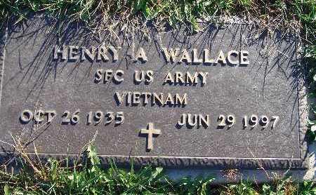 WALLACE, HENRY A. - Warren County, Iowa | HENRY A. WALLACE