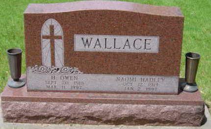 HADLEY WALLACE, NAOMI - Warren County, Iowa | NAOMI HADLEY WALLACE