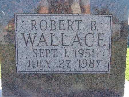 WALLACE, ROBERT B. - Warren County, Iowa | ROBERT B. WALLACE