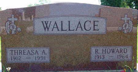 WALLACE, R. HOWARD - Warren County, Iowa | R. HOWARD WALLACE