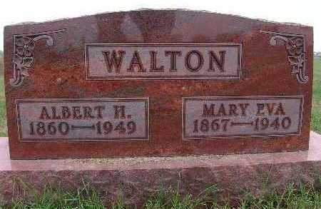 WALTON, ALBERT H. - Warren County, Iowa | ALBERT H. WALTON