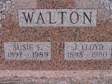 WALTON, J. LLOYD - Warren County, Iowa | J. LLOYD WALTON