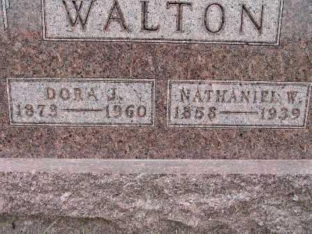 WALTON, DORA J. - Warren County, Iowa | DORA J. WALTON