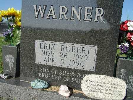WARNER, ERIK ROBERT - Warren County, Iowa | ERIK ROBERT WARNER