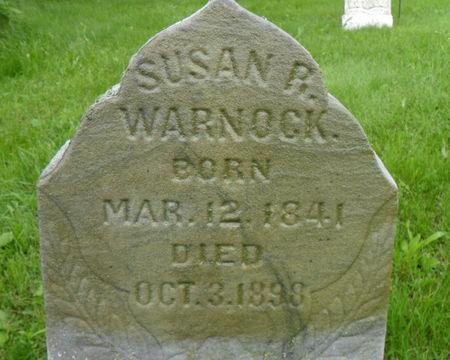 WARNOCK, SUSAN B. - Warren County, Iowa | SUSAN B. WARNOCK