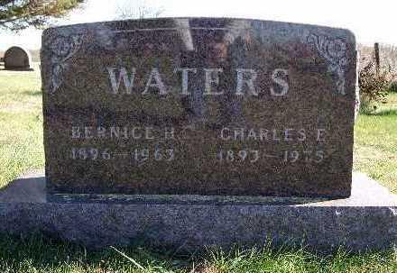 WATERS, BERNICE H. - Warren County, Iowa | BERNICE H. WATERS