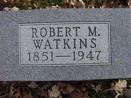 WATKINS, ROBERT M. - Warren County, Iowa | ROBERT M. WATKINS
