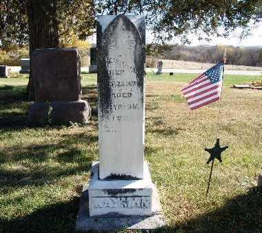 WAYMAN, J. H. - Warren County, Iowa | J. H. WAYMAN