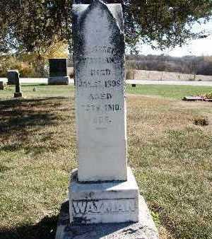 WAYMAN, MARGARET E. - Warren County, Iowa | MARGARET E. WAYMAN