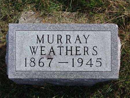 WEATHERS, MURRAY - Warren County, Iowa | MURRAY WEATHERS