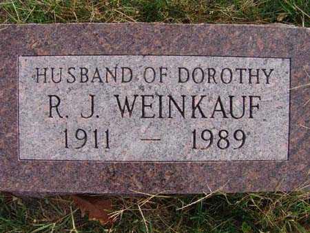 WEINKAUF, R. J. - Warren County, Iowa | R. J. WEINKAUF