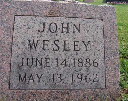 WESLEY, JOHN - Warren County, Iowa | JOHN WESLEY