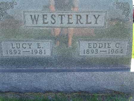 WESTERLY, LUCY E - Warren County, Iowa | LUCY E WESTERLY