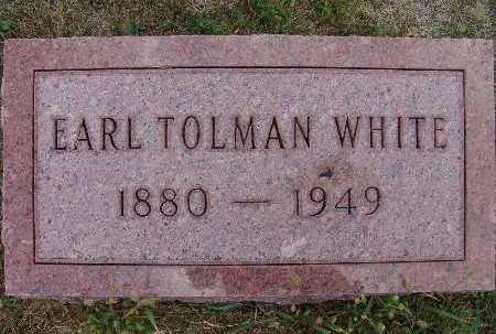 WHITE, EARL TOLMAN - Warren County, Iowa | EARL TOLMAN WHITE